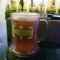 How to make Butterbeer from Harry Potter   CookFiction.com