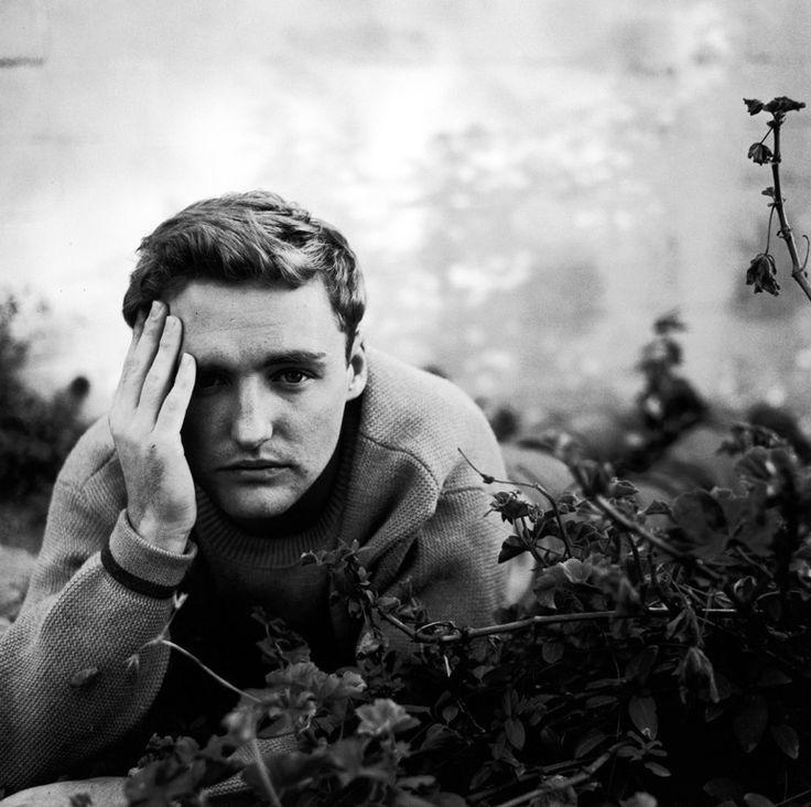 William Claxton, Dennis Hopper, 1960