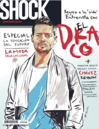 Revista Shock Magazine www.shock.com.co (El Draco)
