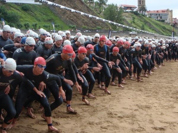 Tick - Complete a triathlon, Iron man next