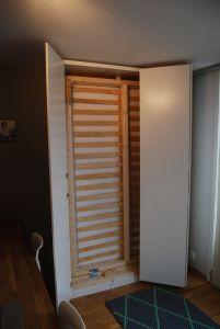 DIY IKEA Murphy Bed