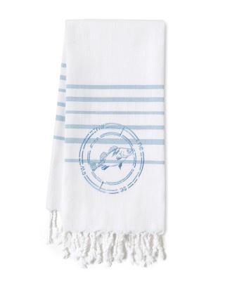 I love the Turkish Stripe Towels, Set of 2 on Williams-Sonoma.com