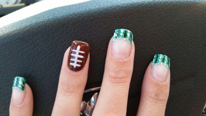 Philadelphia Eagles Nails