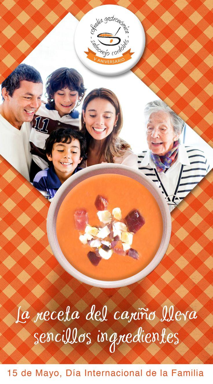 Feliz día de la  familia.  International family day
