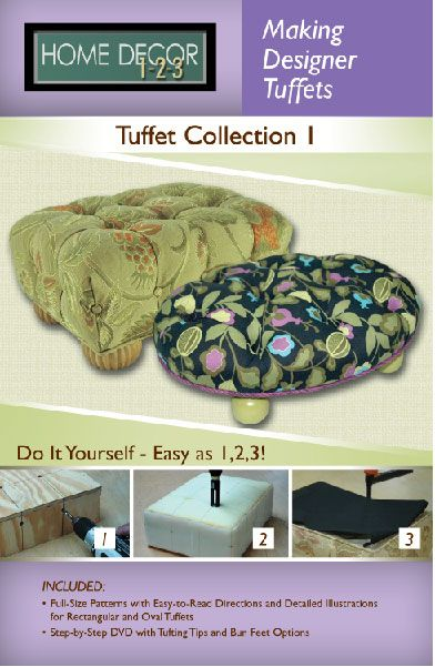 Everything(except the fabric) you need to guild an ottoman