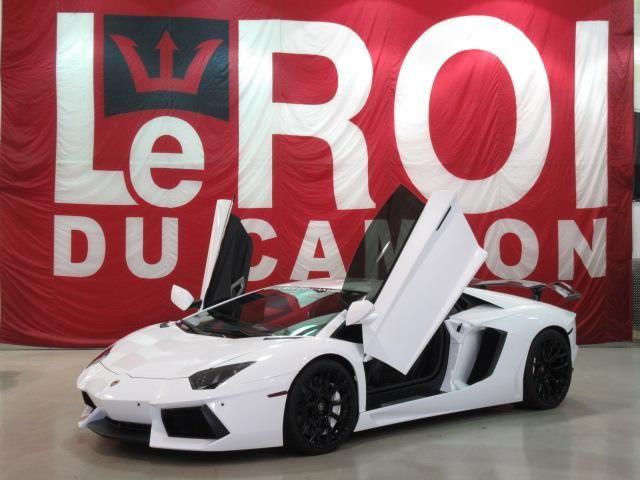 Lamborghini Aventador 2012 Occasion à vendre - Le Roi du Camion