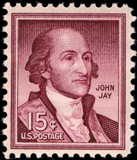 Sept. 5, 1774: The 1st Continental Congress assembled in Philadelphia. Nine men represented New York, among them John Jay.