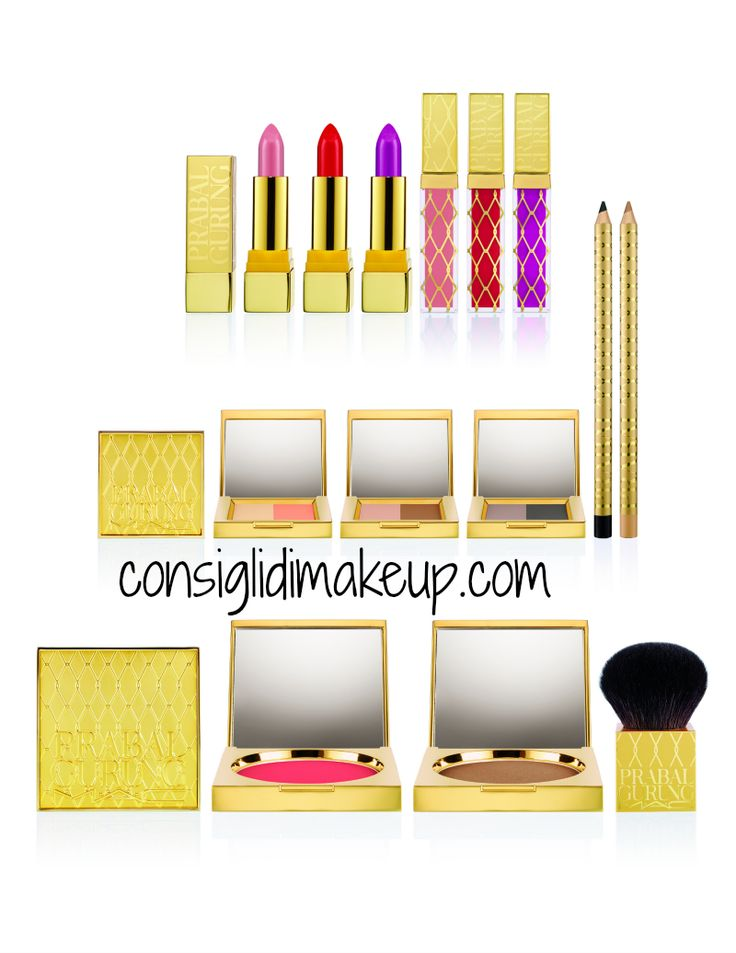 Consigli di Makeup: Preview: Limited Edition Pabral Gurung - Mac Cosme...