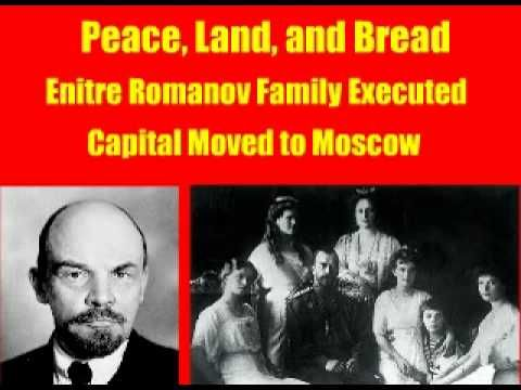 Russian Revolution + Civil War - ★★★★★ This video is similar to a mini lesson on the Russian Revolution. Even though it is a summary, the information in the video is crucial. The video is great for visual learners as it has helpful graphics to understand the Revolution and Civil War better.