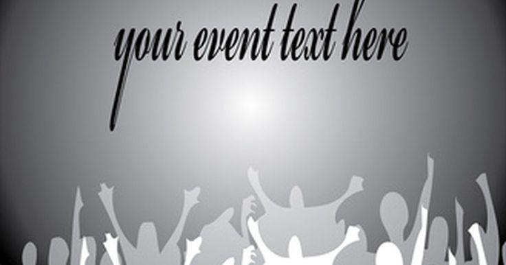 Cómo convertirte en un coordinador de eventos. Un coordinador de eventos organiza eventos, desde su idea a su ejecución completa, incluyendo la planificación, programación y listas de invitados. Pueden trabajar en eventos como bodas, conciertos o ferias de industrias. No existe una ruta profesional o educacional específica requerida para una carrera de coordinador de eventos.