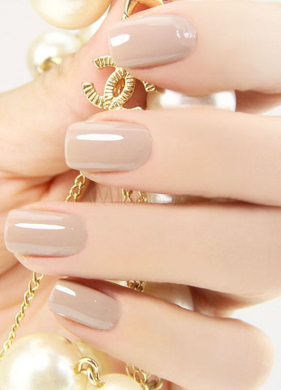 Sweet 2013 New Environmental Offwhite Nail Polish