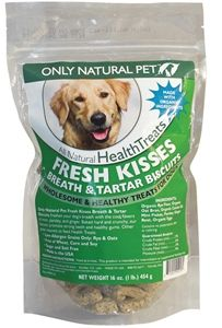 Keep your pup's kisses fresh! // Only Natural Pet Store