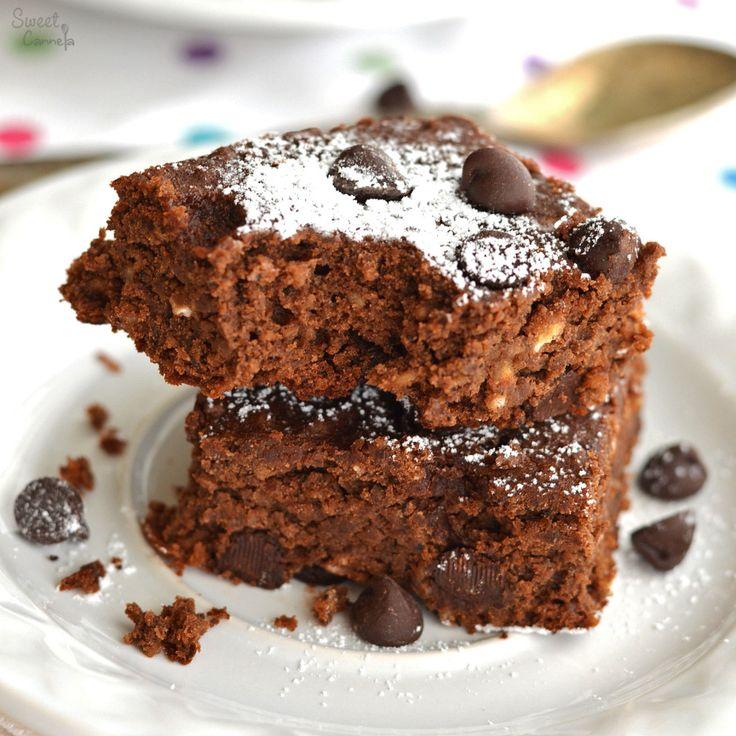 Black Bean Coffee Brownies