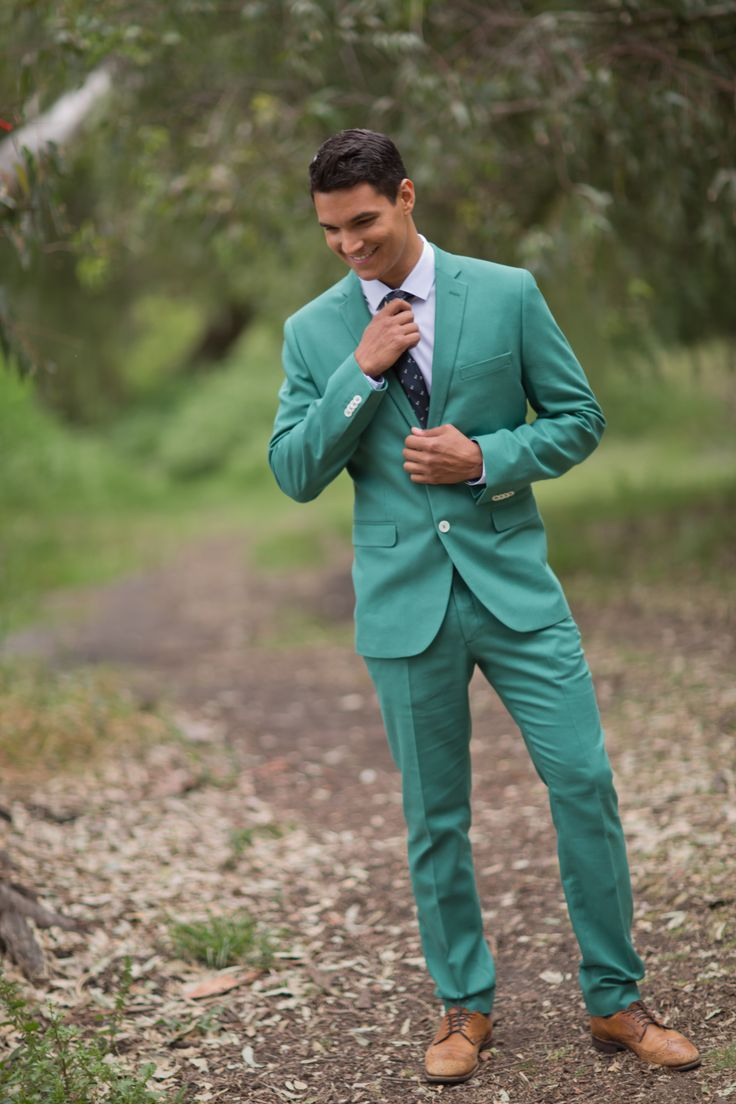 7 best Wedding images on Pinterest | Green suit, Dream wedding and ...