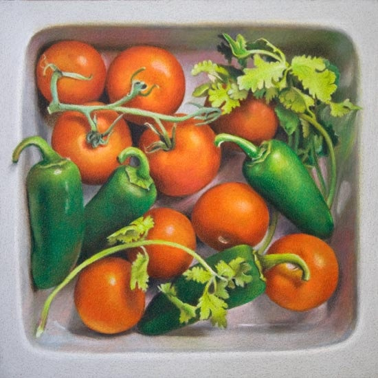 Kitchen Art Mexican Food Print on canvas FRAMED. $50.00 ...