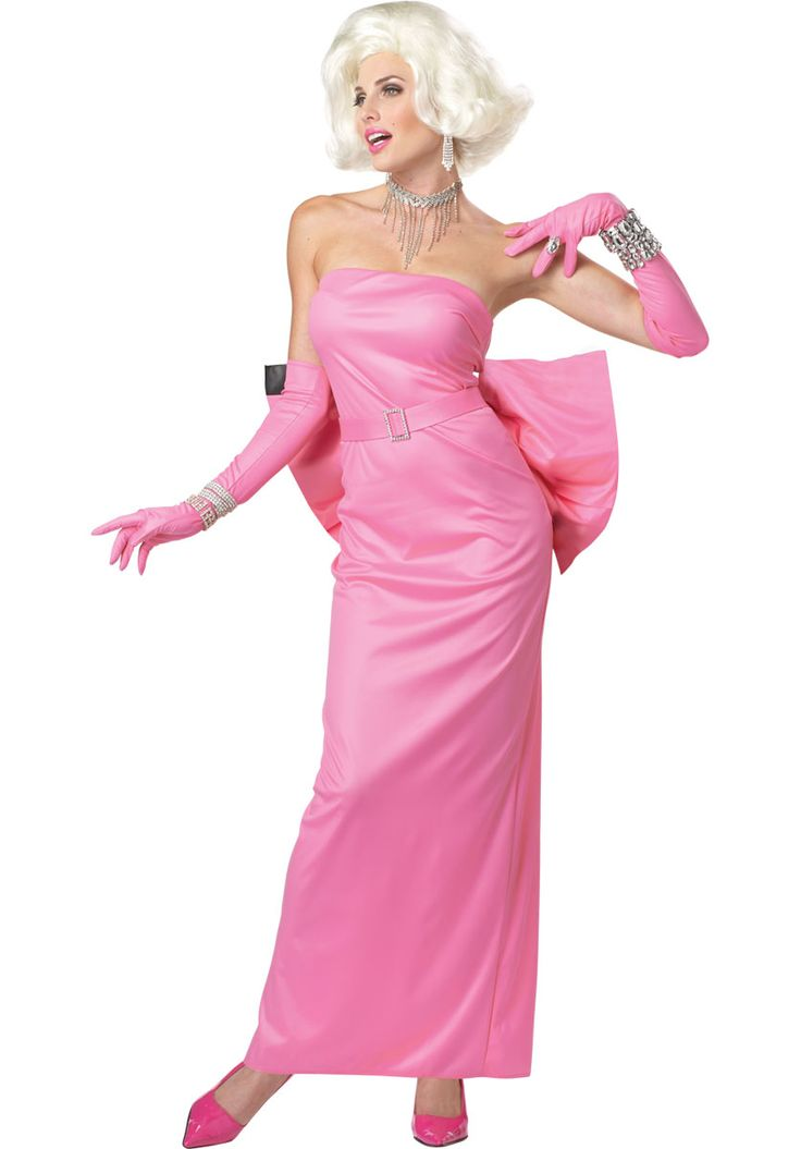 Marilyn Monroe Costume, Diamonds Are a Girl's Best Friend - Hollywood and TV costumes at Escapade™ UK - Escapade Fancy Dress on Twitter: @Escapade_UK