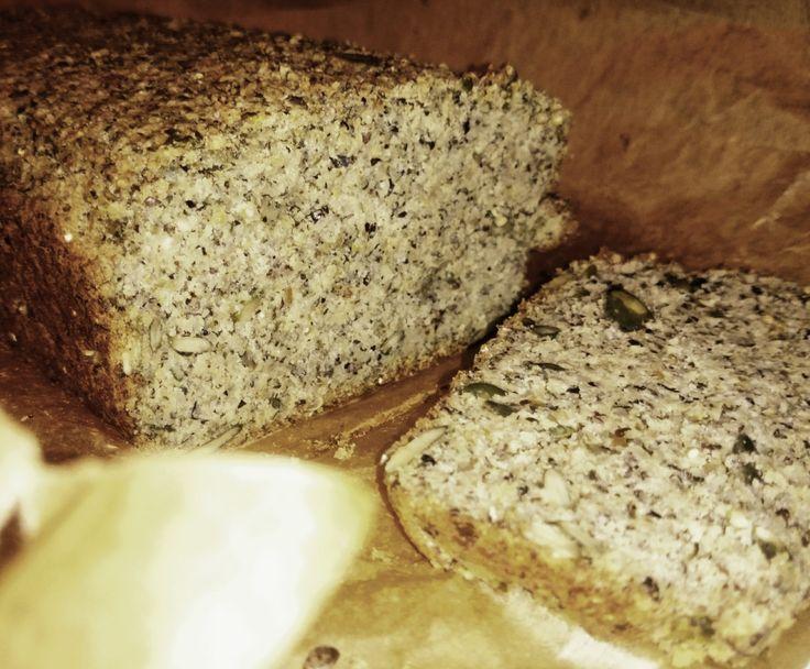 Chlieb z quinoe