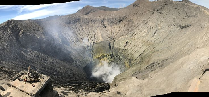 The Bromo Crater, Surabaya - Indonesia