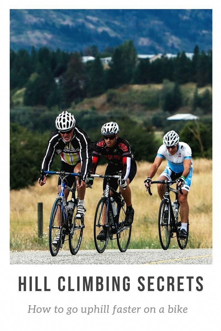 How To Get Faster On Hills On Your Bike Bike Rider Cycling Site