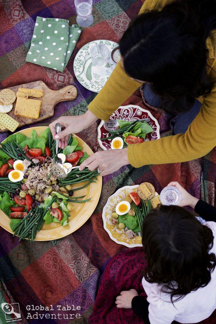 How to make Salad Niçoise.