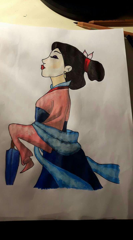 Mulan.  -Mulan.