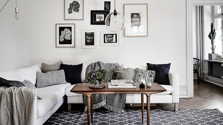 Les 2345 meilleures images propos de salons living rooms sur pinterest - Nuance et decoration ...