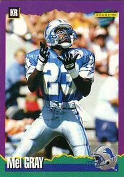 1994 Score #61 Mel Gray - Detroit Lions.