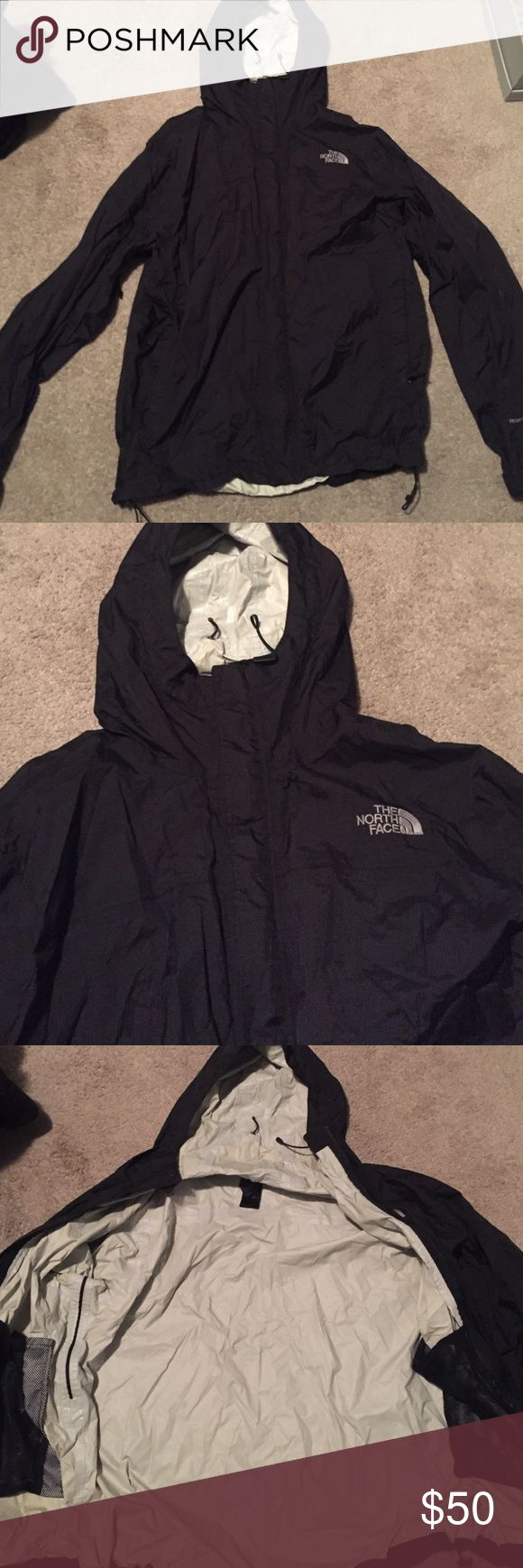 The North Face men's winderbreaker/ rain jacket Amazing condition. Size large. Good for in the rain and on those cold windy days The North Face Jackets & Coats Windbreakers
