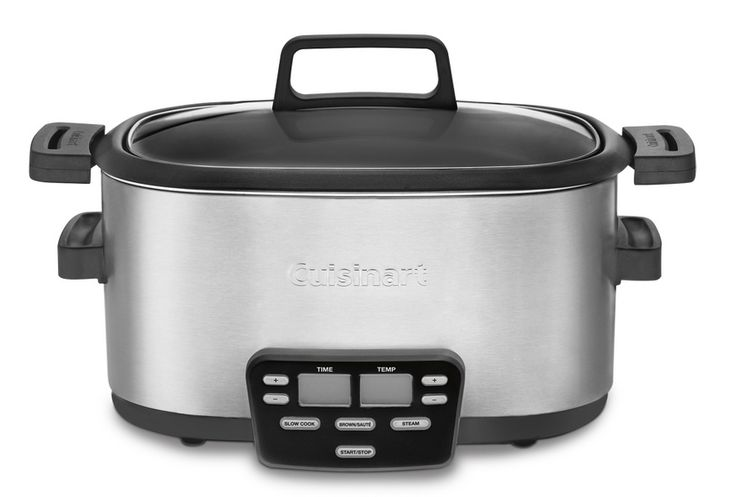 MSC-600 - 3-in-1 Cook Central - Slow Cookers & Rice Cookers - Products - Cuisinart.com