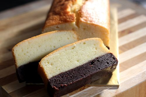 Brownie Butter Cake. OMG!!!