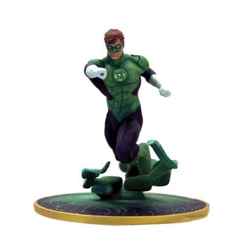 DC Justice League Green Lantern Metal Miniature Mini-Figure