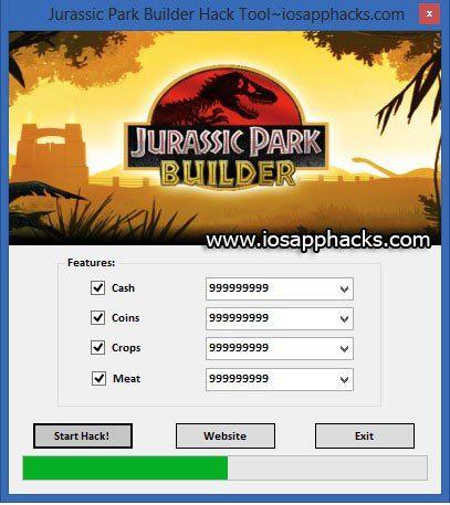 jurassic park builder hack download no survey no password