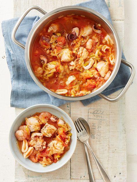 Photo of Catalan seafood pot