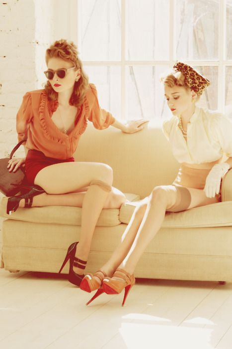 retro class.Hats, Shoes, Photos, Blouses, Girls, Vintage Fashion, Pin Up, Luxury Lingerie, Vintage Style