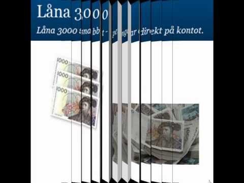 Mikrolån 3000