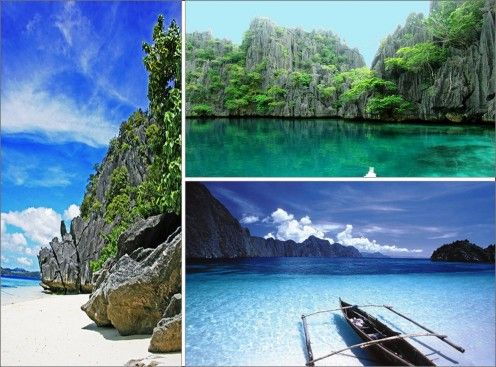 Palawan: The most beautiful place in the Philippines.