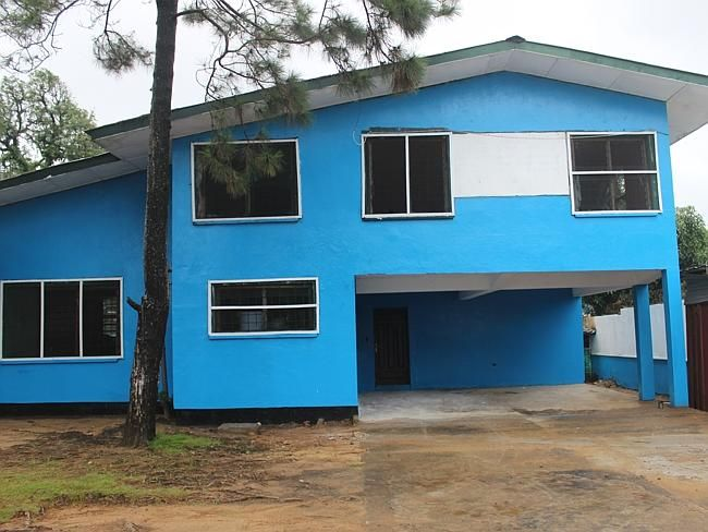 In partnership with the Liberian government #ChildFund has opened the first Interim Care Centre in #Liberia to provide immediate assistance to children orphaned by #Ebola.