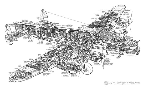 17 Best Images About Warbirds Cutaways
