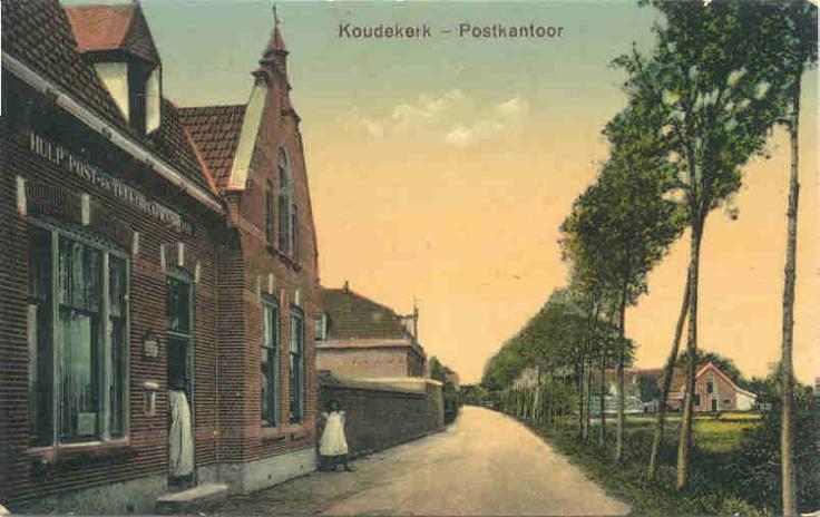 Hoogewaard, Koudekerk aan de Rijn