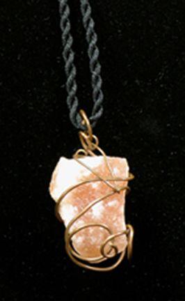 Salt Lamp Safe During Pregnancy : Himilayan Salt Energy Pendant Copper seamdd Pinterest Pendants, Salts and Copper