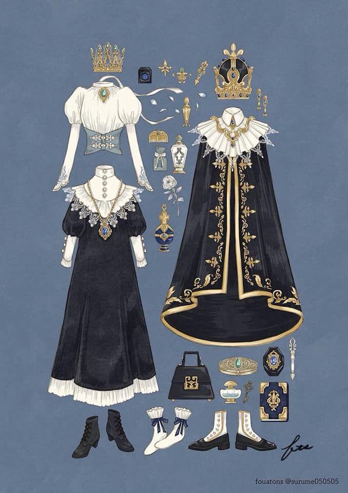 Pin di Fantasy Outfits