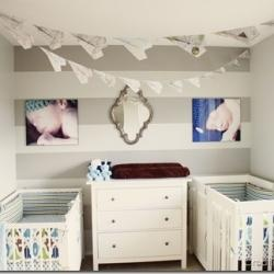 Zwillingszimmer baby  22 best Twins' Nursery images on Pinterest | Babies rooms, Twins ...