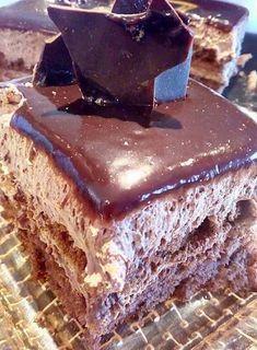Τούρτα Μόκα με σπέσιαλ γλάσο σοκολάτας που θα σας ξετρελάνει !!! - Daddy-Cool.gr