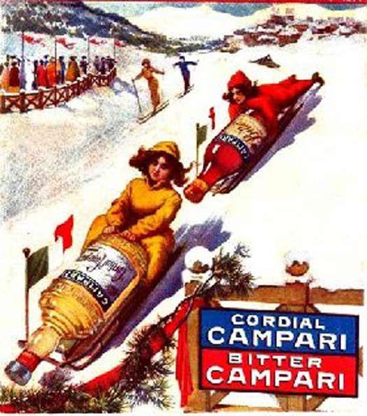 Manifesti Campari - Depero