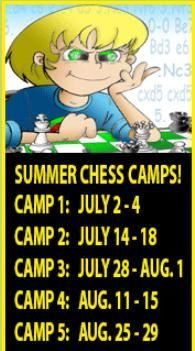 DO NOT MISS OUT YOUR LAST CHANCE TO JOIN OUR SUMMER CHESS CAMP THIS YEAR! Call 416-488-5506 or email us at toronto@chess-math.org to reserve your spot now! Chess n' Math Association: www.chess-math.org #summer #chess #summercamp #chesscamp #Toronto #children