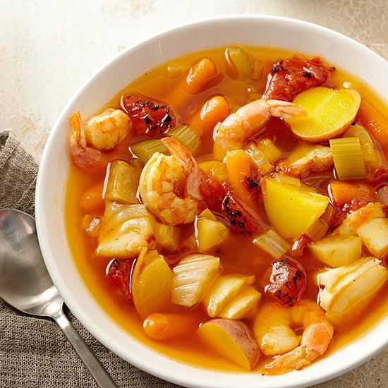 Bouillabaisse Bouillabaisse is a seasoned fish stew prepared with ...