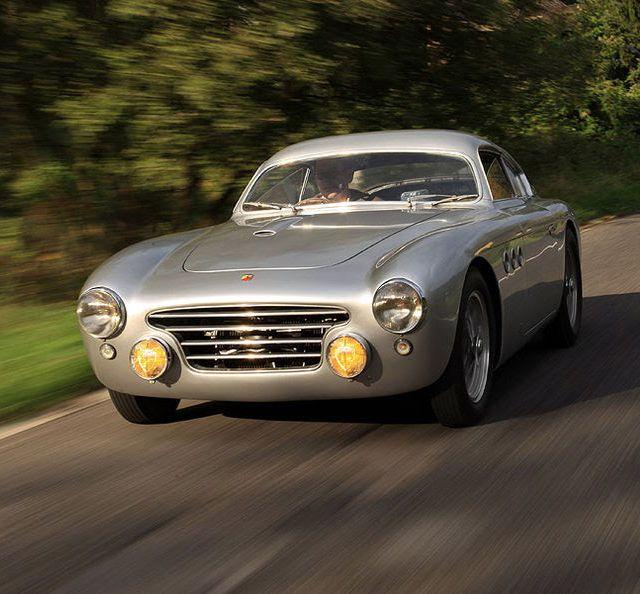 Fancy - 1951 Fiat Abarth 205 Vignale BerlinettaSports Cars, 205 Vignale, Abarth 205, Vintage Cars, 1951 Abarth, Auto, Vignale Berlinetta, 1951 Fiat, Fiat Abarth