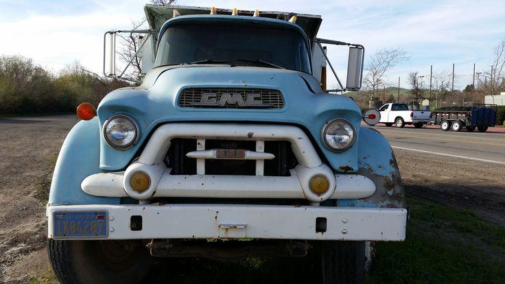 Unimog For Sale >> 1950s era GMC 550 dumptruck | Trucks and Truck-Tractors ...