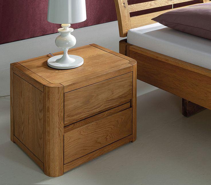 1000 ideen zu nachttisch eiche auf pinterest eisstand 6 jahrhundert und moderner retro. Black Bedroom Furniture Sets. Home Design Ideas
