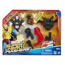Figurines Super hero mashers Transformers. 29.99$ Achetez-le info@laboiteasurprisesdenicolas.ca 450-240-0007